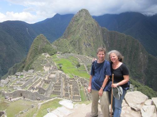 Machu Picchu 2012