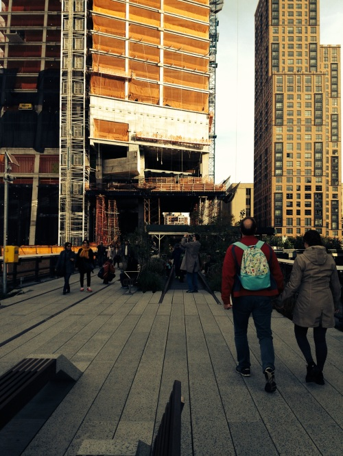 New High Line section
