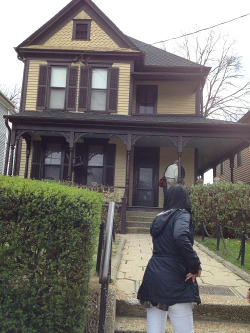 MLK Birthplace, Auburn Street