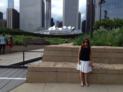 At Maggie Daley park