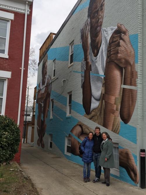 Columbia heights mural