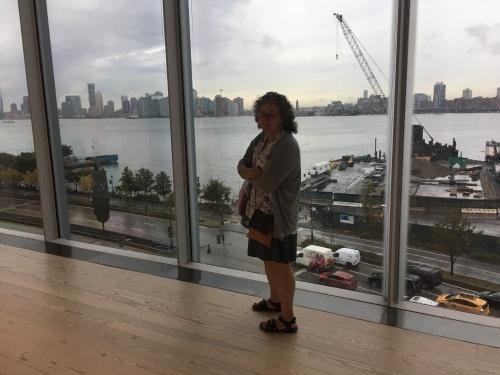 Inside the Whitney