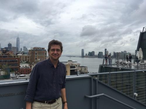 On a Whitney terrace
